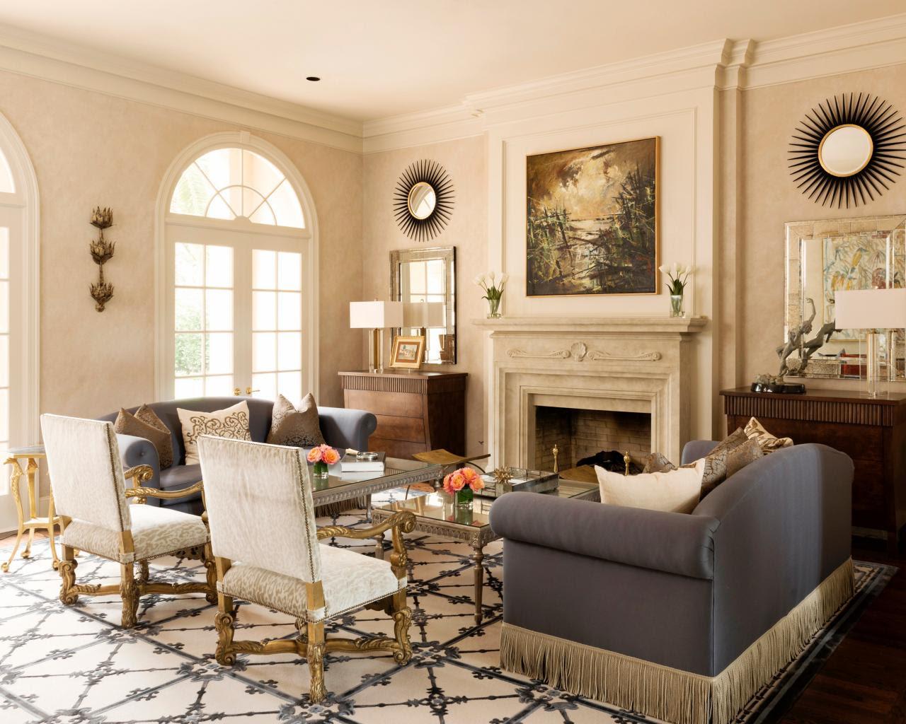 Spacious Living Room | Living Room Designs