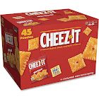 Cheez-It Baked Snack Crackers - 45 count, 67.5 oz box