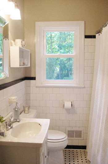 Add Height And Drama To Your Bathroom Makeover By Raising Your ...