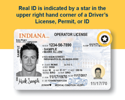 Passport Card Vs Real Id - Real Id In Delaware New Jersey And Pennsylvania Air Travelers Have Less Than 1 Year Before Needing New Identification 6abc Philadelphia