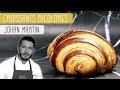 Recette Croissant Johan Martin