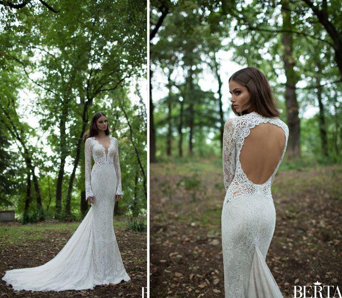 Vestidos de noiva de Berta Bridal 2014. #casamento #vestidosdenoiva #BertaBridal
