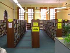 durban city library - fiction