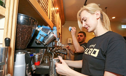 Caffè Nero made £288m sales... but did not a bean in tax