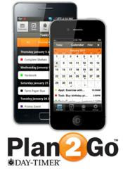 Day-Timer Introduces Plan2Go™, New Day Planner App for iPhone, Android