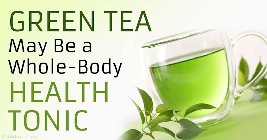 Green Tea Benefits: Good for Your Brain Health