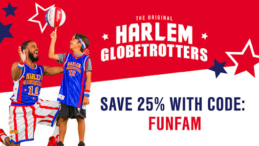 Harlem Globetrotters - Joyful Homemaking