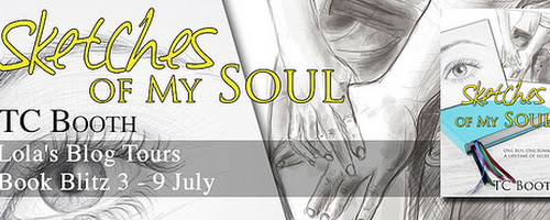 Book Blitz: Sketches of My Soul by TC Booth