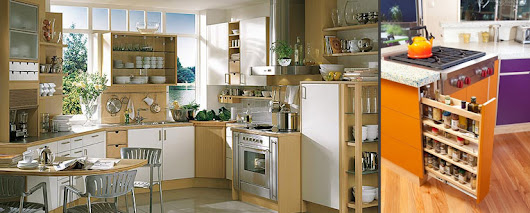 Amazing Ideas to Create More Storage Space in Any Kitchen - Teka Kitchen Gallery