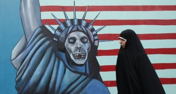 O que os iranianos pensam dos americanos