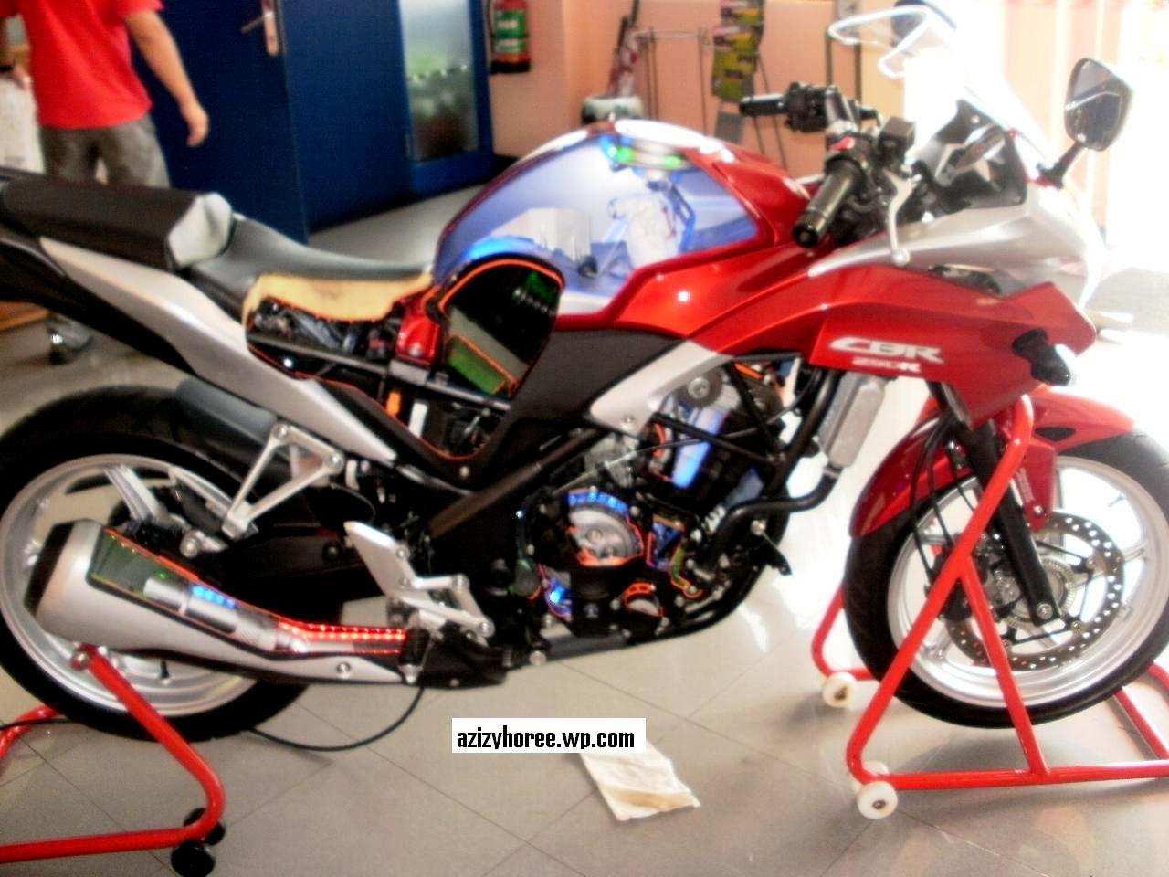 Koleksi Foto Modifikasi Motor Cbr Terbaru Gubuk Modifikasi