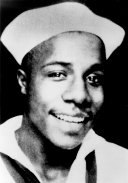 Haley in the United States Coast Guard, 1939