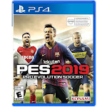 Pro Evolution Soccer 2019 [PS4 Game]