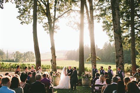 Vista Hills Vineyard & Winery   Outdoor Wedding Venues in