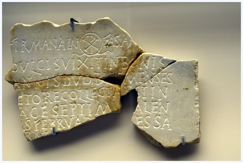 En el Museo arqueológico nacional de madrid