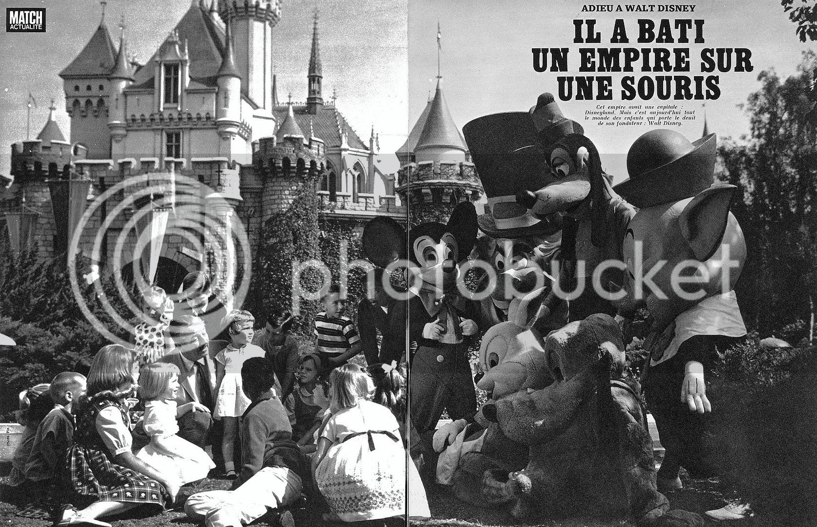 Disney And More 48 Years Ago Walt Disney Passed Away At 65 1966