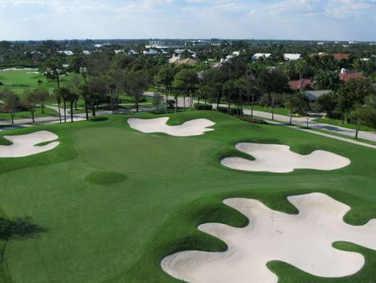 PALM BEACH COUNTY is the GOLF  CAPITAL of the WORLD