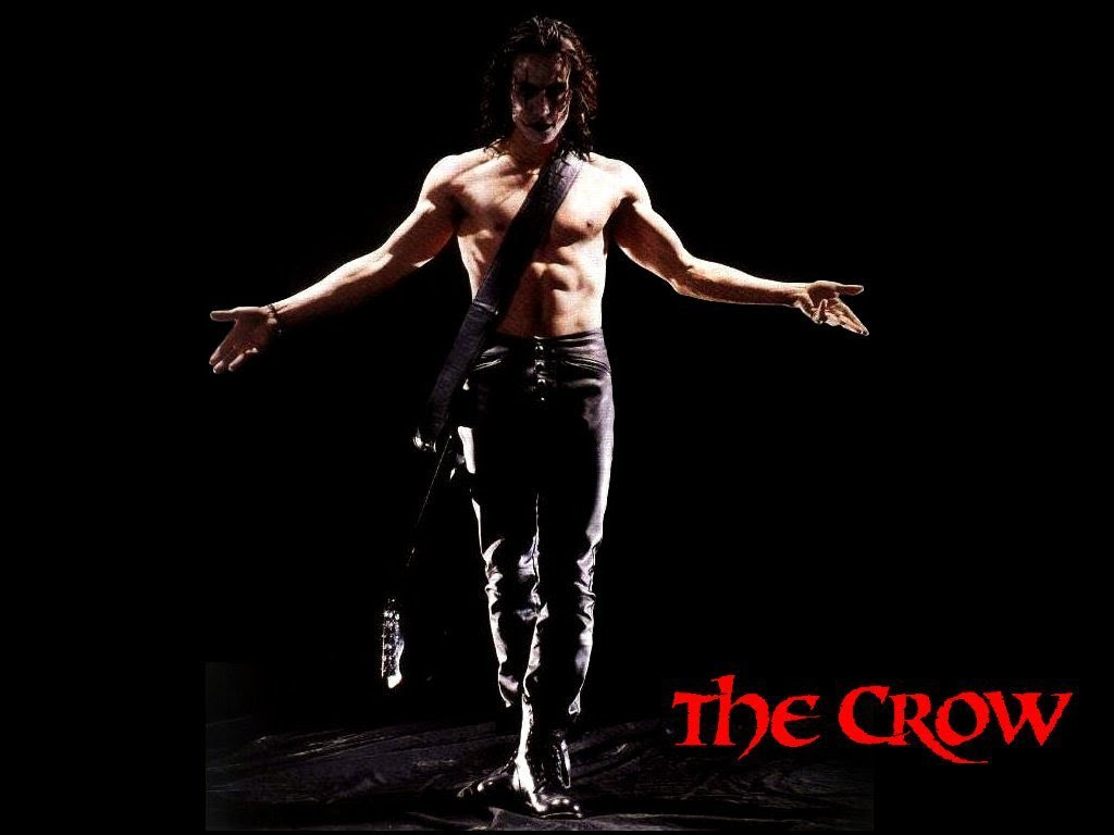 The Crow The Crow Wallpaper 7885832 Fanpop