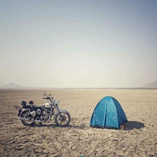 6 Products For Bikers Who Love Camping | CoupleOnBike