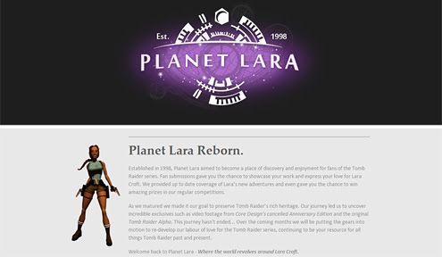 Planet Lara