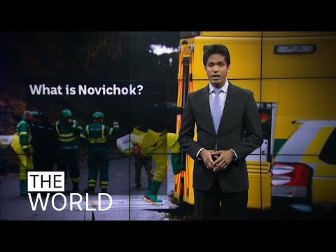 What is Novichok? How does it work and who created it?