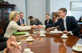 Rossiiskaja Gazeta: Eesti tahab oma suveräänsuse Saksamaale anda