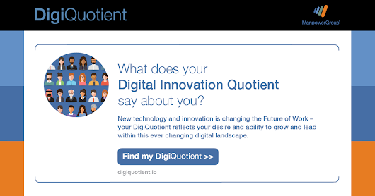 What does your Digital Innovation Quotient say about you?