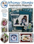 Whimsy Stamps Inspirations Magazine - Prints Mini