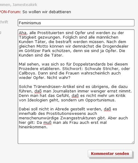 Gelöschte Kommentare Lügenpresse Page 2