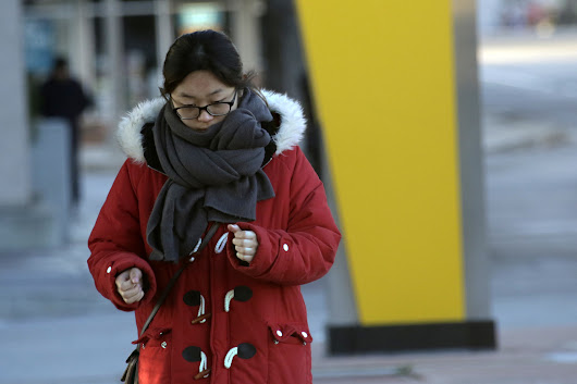 Cold weather in Southern California expected to continue this week