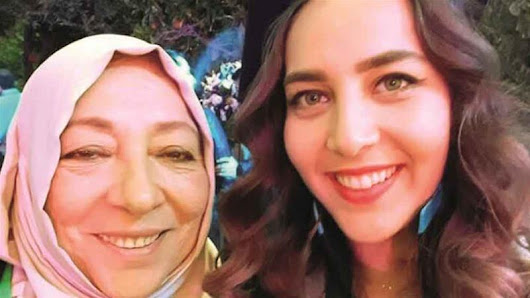 Hundreds attend funeral of Syrian activist and daughter killed in Istanbul as US condemns murders