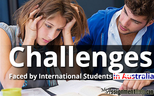 Difficulties Faced by International Students in Australia