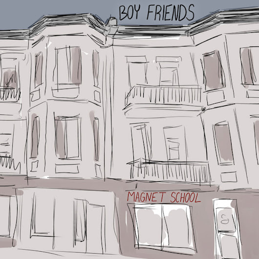 Magnet School, by BOY FRIENDS