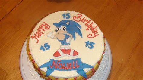 Sonic Cakes ? Decoration Ideas   Little Birthday Cakes