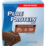 Pure Protein Bar - Chocolate Deluxe - 12ct