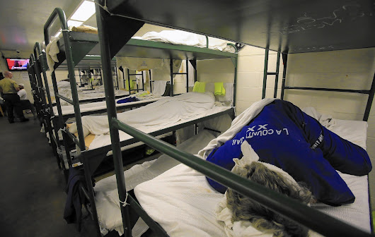 Prop. 47 brings a shift to longer time spent behind bars - LA Times