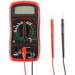Stalwart Digital Multimeter Tester