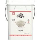 Augason Farms Gluten Free White Granulated Sugar - 28lb Pail
