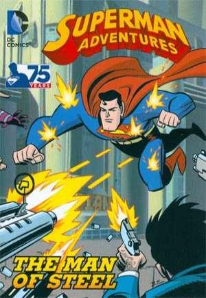 Superman Adventures: The Man of Steel (2013)#TP