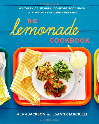 The Lemonade Cookbook by Alan Jackson and JoAnn Cianciulli