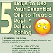 12 Science Backed Essential Oils for Itching - Healthy Focus