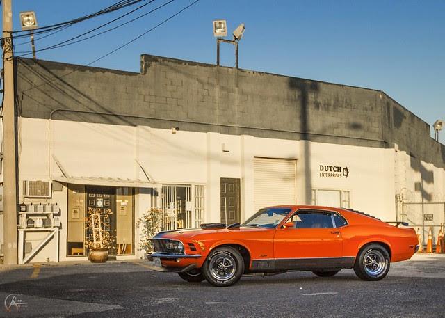 428 Mustang Mach 1