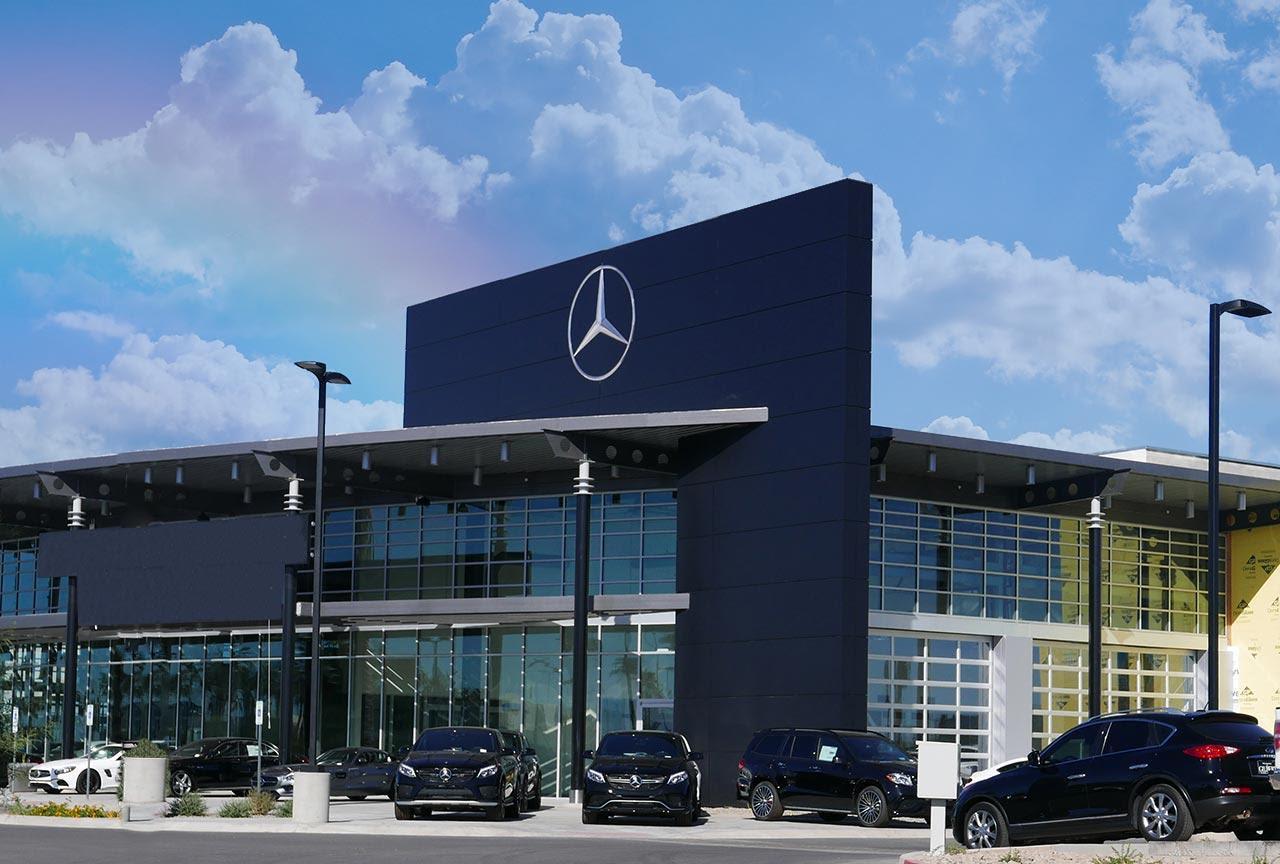 Gilbert Mercedes-Benz - Western Building Group
