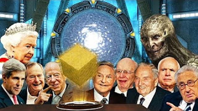 Αντήχηση Schumann - Stargates και οι Διαστατικές Πύλες του Πλανήτη (video)