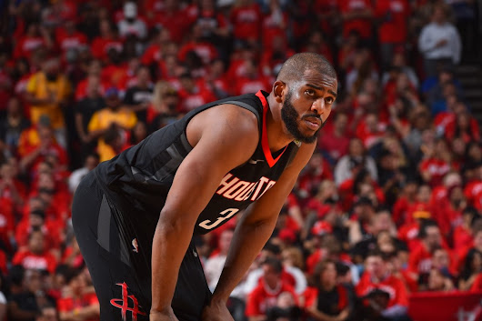 NBA - Infortunio per Chris Paul, in dubbio per Gara 6?