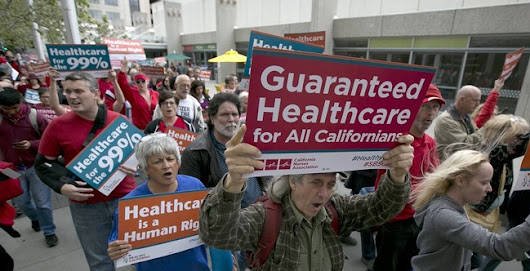 Surprise: California's Single-Payer Healthcare Plan Would Cost $400 Billion...Per Year