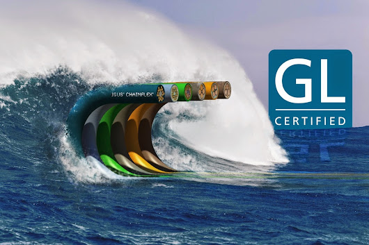Certified Igus Cables Withstand Hurricanes and Cyclones to Meet the World's Rising Demand for Oil - Industry Tap