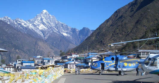Everest View Trekking offer you close up views great Mt. Everest.