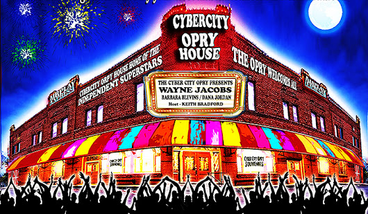 Sunday Night Cyber City Opry Repeat On WHIR
