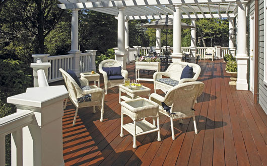 Deck Finish – Clear, Solid or Semi-Transparent Stain? | Life in ...